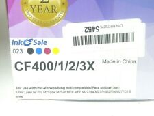 CF400/1/2/3X For HP 201X Color LaserJet Pro 400X 401X 402X 403X InkEsale