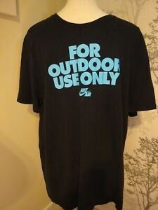The Nike Tee - Size XL -  For outdoor use Only - Nike Air