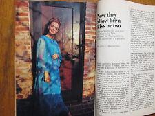 1969  TV  Guide  (LINDA  KAYE/PETTICOAT  JUNCTION/JUNE  LOCKHART/HAROLD  ROBBINS