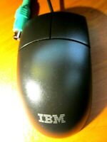 IBM Vintage Mouse PS/2