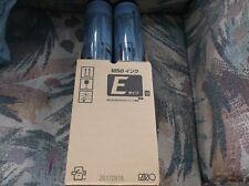 2 GENUINE RISO S7202 TEAL ink RZ391 EZ590 ME9450 MZ790 RZ990 RZ1090 Duplicator