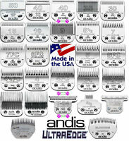 ANDIS UltraEdge Pet Grooming Blade*Fit Most Oster,Wahl,Laube AG/BG/A5 Clippers