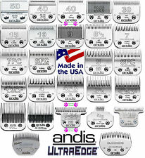 ANDIS Ultra Edge ANIMAL Grooming BLADES*Fit Oster A5,A6,Many Wahl,Laube Clipper