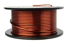 TEMCo 12 AWG Gauge Enameled Copper Magnet Wire 8oz 25ft 200C Coil Winding