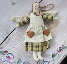 Boyds Rare 1997 Fabric Doll Folk Ornament-Gabriella