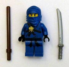 NEW LEGO NINJAGO JAY MINIFIG figure minifigure blue ninja go 2259 2257 2263 2506