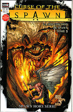 SPAWN  HS   N° 6  EDITIONS SEMIC (image)