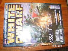 ¤¤ White Dwarf n°184 Empires Planétaires Assaut Blindé Tactica  Peindre Tanks