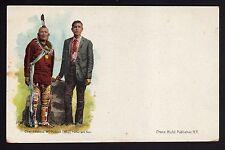 INDIEN chef indien et son fils - chef KITTAHOOK