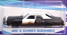Dodge Monaco 1974 s Bluesmobile Blues Brothers 44710 1:64 Greenlight Hollywood 11