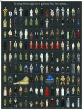 Max Dalton Episodes IV - VI Poster Print Star Wars George Lucas Free Shipping