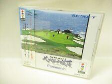 PEBBLE Beach no Hato Brand NEW ref/aaacc 3DO Real Panasonic Japan 3d