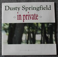 Dusty Springfield, in private, SP - 45 tours