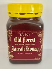 Old Forest Active Jarrah Honey TA30+ 500g (CARTON OF 6)