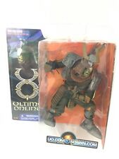 McFarlane Toys Ultima Online Warlord Kabur action figure, New!