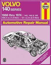 Volvo 140, 1966-74 (Haynes Repair Manuals) Haynes Paperback