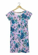 NEW! FIONA WOMEN'S JERSEY CASUAL DRESS (LILAC/TEAL, FREE SIZE/ M-L)