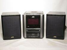 New listing parts / repair Jvc Fs Md9000 Ultra Compact System Am/Fm Aux Cd Mini Disc *