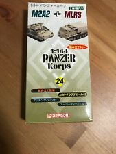 DRAGON 1/144 PANZER KORPS M2A2 + MLRS TANK MODEL KIT ETCHED PARTS