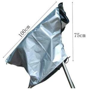 Telescope Dust Rain Sunproof Sun Cover Hood Bag Protective Cover 100x75cm