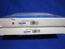 TIFFEN 138MM FILTER STRAW # 2, 3  (LOT OF 2)