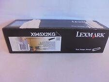 Lexmark X945X2KG High Yield Toner Schwarz für X940 X945 X940e X945e NEU OVP