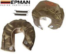 Benda Termica EPMAN Titanio Titanium 1000° C  T25/ T28/T3/GT25/28/30/35 Turbo