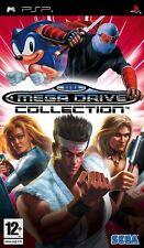 Sega MegaDrive Collection - Sony Playstation PSP Game