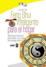 Feng Shui inteligente para el hogar (Spanish Edition) by Lillian  Too