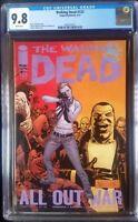 Walking Dead (2003 Image) #125  CGC 9.8