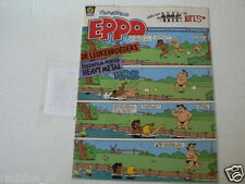 EPPO 1982-17 POSTER HEAVY METAL MOVIE,POPGROEP THE NITS,LUCKY LUKE