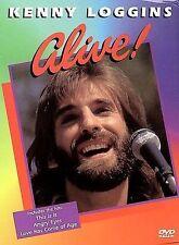 Kenny Loggins: Alive! HARD TO FIND DVD