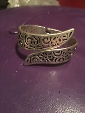 As Is Unsigned Brighton Style Cuff Bracelet