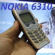 TELEFONO TELEFONINO NOKIA 6310 GOLD RICONDIZIONATO FUNZIONANTE 100% BATTERIA RIC
