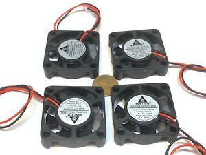 4 Pieces BXR Brand cooling 4cm 40mm 12v fan Exhaust Fan 4010s Gdstime B27