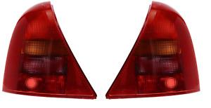 RENAULT CLIO II (1998-2001) 2X FARO LAMP TRASERO DERECHA + IZQUIERDA NUEVO TYC ;