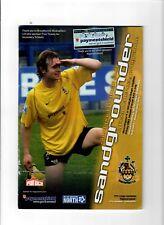 Southport v Stalybridge Celtic (Play Off Semi Final 1st Leg) - 30/04/2008