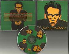 ELVIS COSTELLO Overview Disc Discuss 1977-1986 RARE INTERVIEW PROMO DJ CD 1995