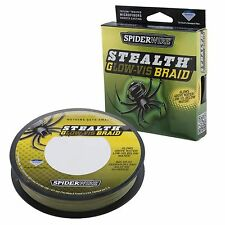Spiderwire Coarse Braided Fishing Lines