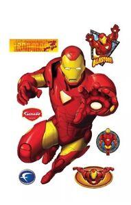 Original FATHEAD Iron Man: Invincible Wall Decal Sticker 96-96009NEW