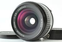 [Exc++++] Nikon Ai-s Ais Nikkor 28mm f2.8 f/2.8 Wide Angle MF Lens from JAPAN