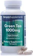 Thé Vert 1000mg -  120 Gélules