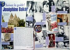 2014: JOSEPHINE BAKER_HUGUES AUFRAY_CELINE DION_VANESSA PARADIS_THIERRY REDLER