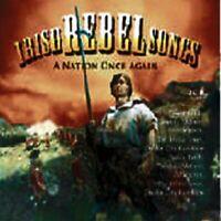 IRISH REBEL SONGS [CD]