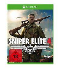 Microsoft XBOX - One XBOne Spiel ***** Sniper Elite 4 *************NEU*NEW*18