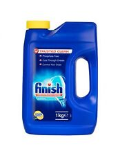 Finish Dishwasher Powder Concentrate Lemon 1kg
