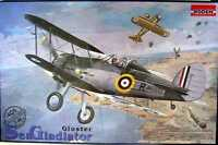 Gloster Sea Gladiator << Roden #405, 1:48 scale