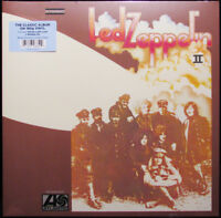 Led Zeppelin II (2) [Latest Pressing] 180g LP Vinyl Record Album New SEALED