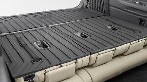 2019-2021 Subaru Ascent Rear 3rd Row Seatback Protector Black J501SXC111 Genuine
