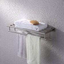 Bath Shelf TOWEL RACK A2112-2 by KES Brushed Stainless Steel Bathroom NEW